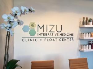Float away your problems at Mizu