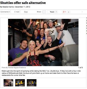Shuttle story