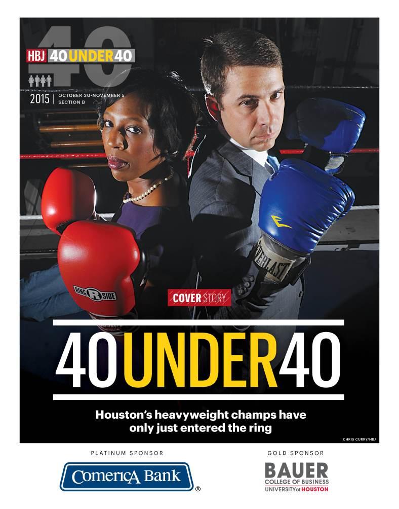 40 Under 40 - 2015