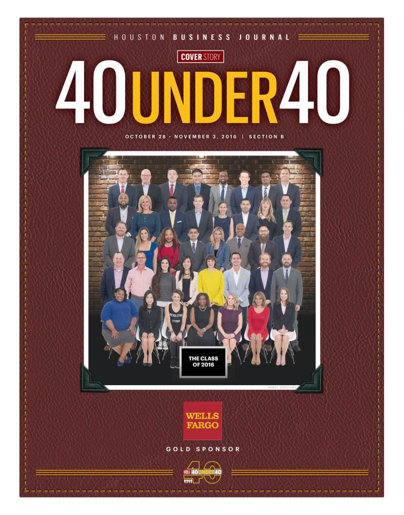 40 Under 40 - 2016