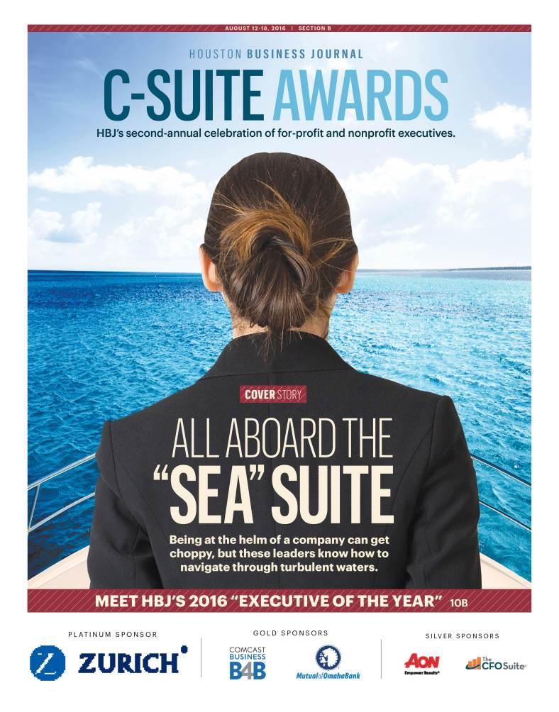 C-Suite Awards - 2016