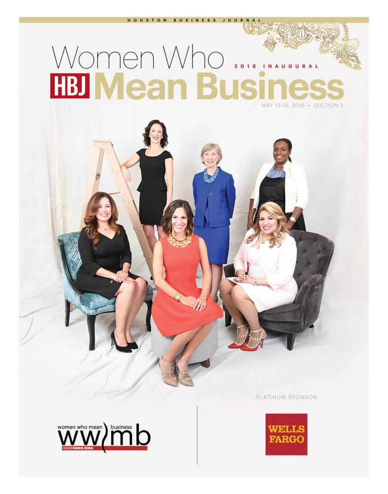 Women Who Mean Business - 2016